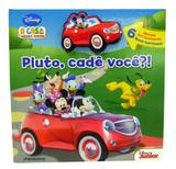Livro - A casa do Mickey Mouse