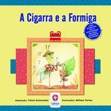 Livro - A cigarra e a formiga