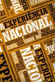Livro - A experiência nacional: Identidades e conceito de nação na África, Ásia, Europa e nas Américas