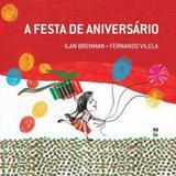 Livro - A festa de aniversário