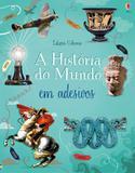 Livro - A história do mundo : Em adesivos
