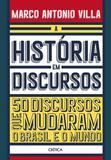 Livro - A história em discursos