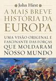 Livro - A mais breve história da Europa