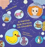 Livro - A menina que morava no chuveiro