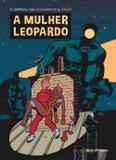 Livro - A mulher leopardo