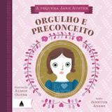 Livro - A pequena Jane Austen: Orgulho e preconceito