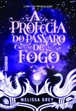 Livro - A profecia do pássaro de fogo