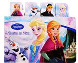 Livro - A Rainha da Neve - Disney Frozen 5 em 1