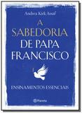 Livro - A sabedoria de Papa Francisco