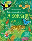 Livro - A selva : Primeiros adesivos