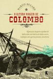 Livro - A ÚLTIMA VIAGEM DE COLOMBO