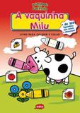 Livro - A vaquinha Milu