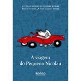 Livro - A viagem do Pequeno Nicolau