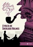 Livro - A volta de Sherlock Holmes: edição bolso de luxo (Clássicos Zahar)