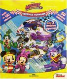 Livro - Adesivos Fofinhos – Mickey Aventuras Sobre Rodas