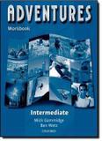 Livro - Adventures Intermediate Wb - Oup - oxford university