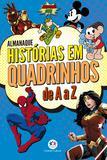 Livro - Almanaque de histórias em quadrinhos de A a Z