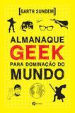 Livro - Almanaque Geek para Dominaçãoo do Mundo