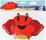 Livro - Amigos da água: Ciro, o caranguejo