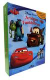 Livro - Amigos Fantásticos - Disney Pixar
