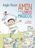 Livro - AMIN E OS LIVROS MÁGICOS