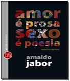 Livro - Amor é prosa, sexo é poesia