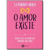 Livro - Amor Existe, O - Outro planeta