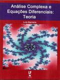 Livro - Analise Complexa E Equacoes Diferenciais - Teoria - Ldf - livraria da fisica