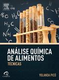 Livro - Análise química dos alimentos
