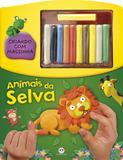 Livro - Animais da selva