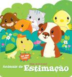 Livro - Animais de estimação : Toque, sinta e ouça!