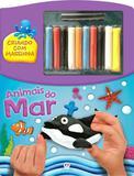 Livro - Animais do mar