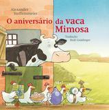 Livro - Aniversário da vaca Mimosa