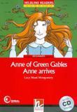 Livro - Anne Of Green Gables - Anne Arrives - Beginner - Dis - disal editora