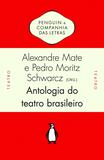 Livro - Antologia do teatro brasileiro