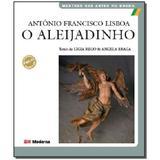 Livro - Antonio Francisco Lisboa - O Aleijadinho - Moderna