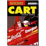 Livro - Anuario Oficial Indy Cart-1997/1998 - Edipromo