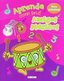 Livro - Aprenda com seus amigos músicos - Rosa