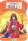 Livro - Aprendendo com a Bíblia - Moisés - Bicho esperto