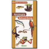 Livro - Aprendendo Com A Natureza-Animais Da Amazonia - Horizonte