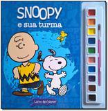 Livro - Aquarela - Snoopy E Sua Turma - Vale das letras