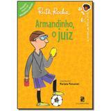 Livro - Armandinho, O Juiz - Moderna
