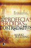 Livro - As 52 profecias perdidas de Nostradamus