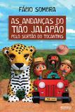 Livro - As andanças do Tião Jalapão pelo sertão do Tocantins