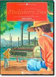 Livro - As aventuras de Huckleberry Finn