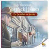 Livro - As aventuras de Sherlock Holmes: Um escândalo na boêmia