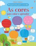 Livro - As cores para colar e aprender
