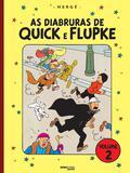 Livro - As diabruras de Quick e Flupke – Volume 2