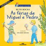 Livro - As Férias de Miguel e Pedro