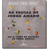 Livro - As frutas de Jorge Amado